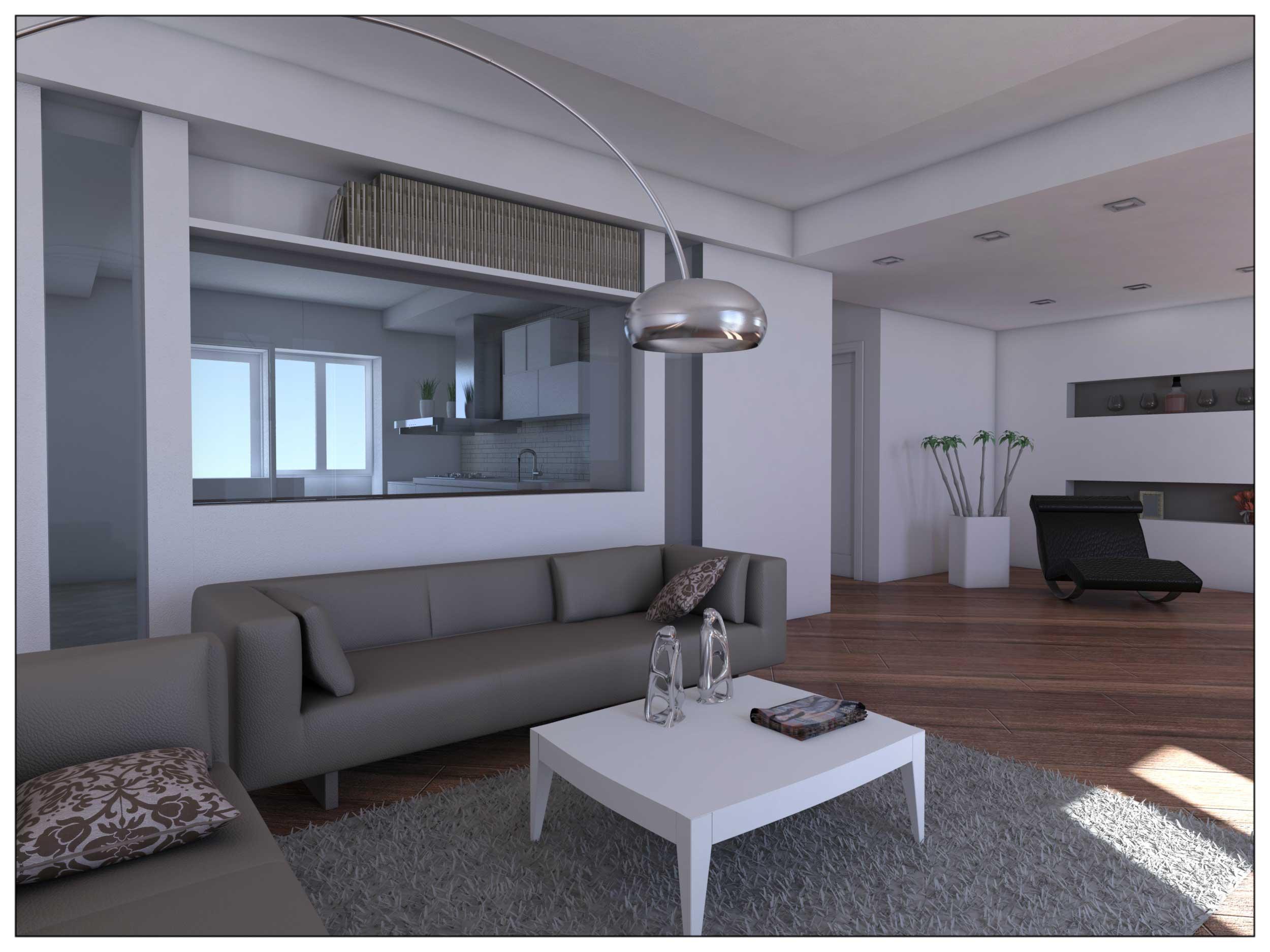 Studio ardesia progetto di ristrutturazione appartamento for Progetto ristrutturazione appartamento